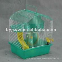 Venta caliente 22 * 16 * 19 Hamster Cage