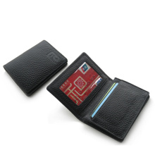 PU bag ID card holder