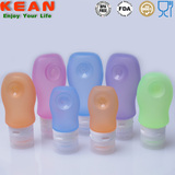 China manufacture for silicone travel bottles car accessory