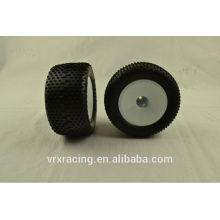 1/10 off road tyres for scale, wheel for 1/10 scale RC CAR