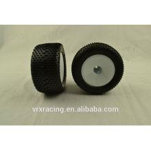 escala 1/10 pneus de estrada para escala, roda para 1/10 RC