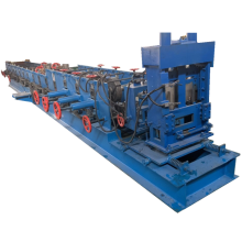 Galvanized Steel C Purlin Roll Forming Machine