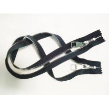 Double Closed End Two Way Zipper for bags