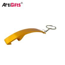 Atacado em branco chaveiro de metal rússia molde keychain abridor de garrafas personalizado com luz led