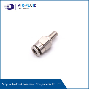 Air-Fluid Remote Grease Lines and Straight Fittings .