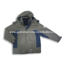 Children's Jacket, Can Be Wore in Three Ways in Different Weather, Available in Various Designs