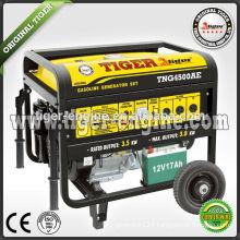 Gasoline Generator avr TNG4500AE 3.5kw