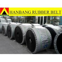 Heat resistant Rubber Conveyor Belt
