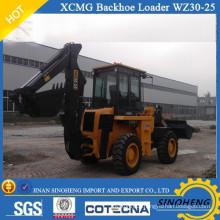 China Best Brand XCMG Backhoe Loader Wz30-25