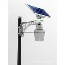 Lámpara de jardín exterior Lámpara de jardín solar exterior Aplicación de jardín
