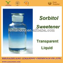 Sorbitol anti-reagente seco em cosmético
