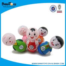 Funny brinquedos de plástico tumbler para criança
