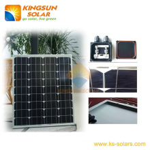 High Efficiency Mono Solar Panel Module 80W