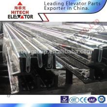 Rail de guidage d'ascenseur / T90