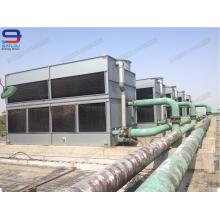 Sistemas de tratamento de água da torre de refrigeração da estrutura de Superdyma