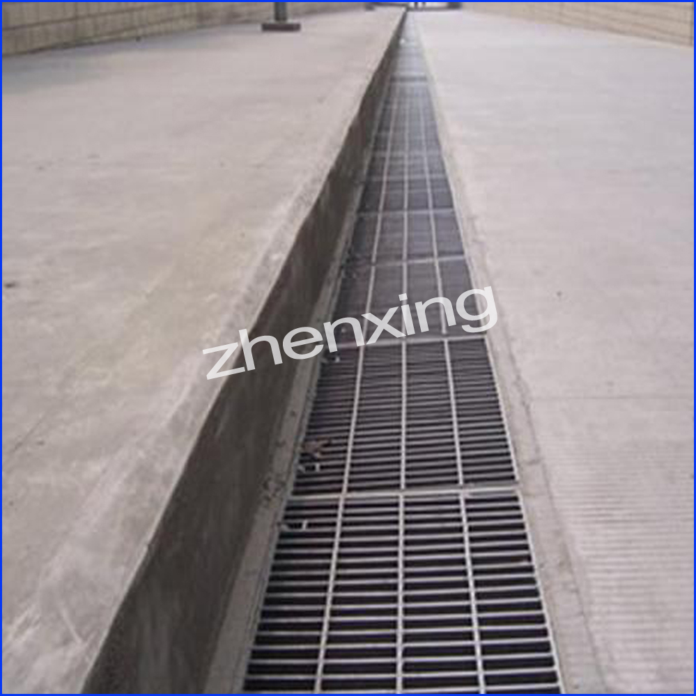 Galvanized Drain Cover