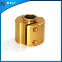 Anodized Aluminum CNC Machining for Saddle Fastening Parts