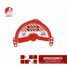 BAODSAFE BDS-F481 Verrouillage de sécurité Verrouillage de vanne de fermeture rotative