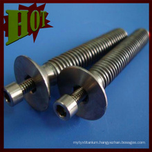 Gr 9 Titanium Screw for Bicycle Headset