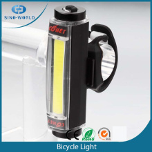 Luz de bicicleta USB Safety Mountain