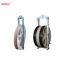Bloque de cadenas de gran diámetro de 508 mm