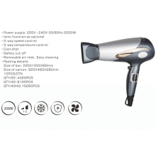 Flexible Setting Hair Drier for Professional Salon Stylist