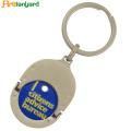 Trolley Coin Keychain Com Gravação Laser