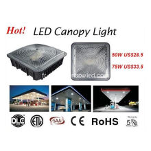ETL DLC 75W Canopy Garage Led Lighting