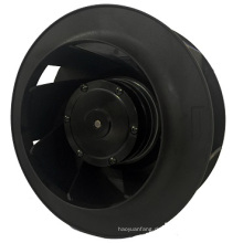 225mm Durchmesser X101mm AC Radialventilatoren mit wartungsfreien Kugellagern