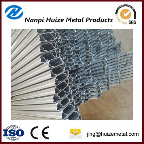 greenhouse steel profile