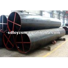 astm b619 uns n10276 tubo de acero soldado