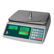 Échelle numérique de table de pesée numérique comptable numérique 30kg
