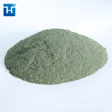 Green SiC for abrasive material