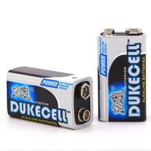 Alkalische 9V Trockenzellenbatterie 1 / S 1.5V SGS 0quecksilber