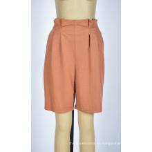 Coole orange Shorts für Damen