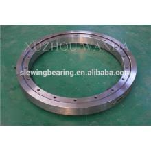 4 pontos de contato preto de revestimento turntable rolamento de anel de engrenagem usado para equipamentos swing