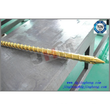D22 Titanium Coating Injection Screw for Sumitomo Machine