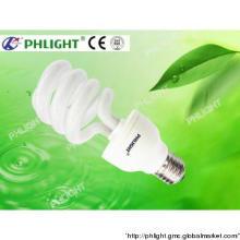 220V E27 12mm  26W  half spiral energy saving light with cheap price