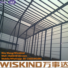Customized High Quality Light Steel Structure with ISO9001
