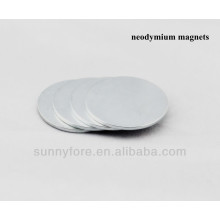 high quality round hard drive magnet