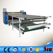 Stc-G01 Automatic Roller Heat Press machine