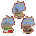 Embroidered Patch - Landsacpe