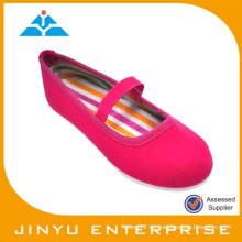 Nuevo modelo designe calzado para niña