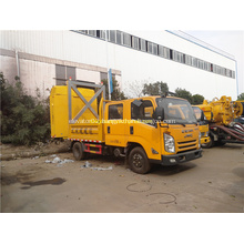 JMC 4x2 anti-collision buffer truck