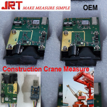 Construction Crane Measure Rangefinders Module