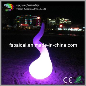 Lumières LED extérieures incandescentes avec télécommande Bcd-493L
