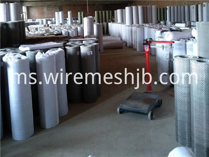 Stainless Steel Woven Wire