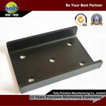 Piezas que trabajan a máquina del CNC de la hoja de metal del acero de carbono de la placa S355 del LED