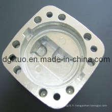 Moulage / moulage sous pression / moulage sous pression en aluminium / moulage sous pression / moulage sous pression / moulage sous pression en métal / partie électronique / base en aluminium / couvercle en aluminium