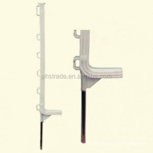 plastic electric fence pigtail post